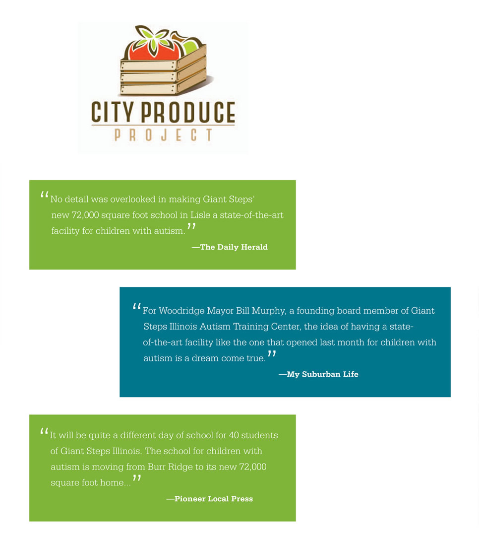 City Produce Project: Outreach Campaign
