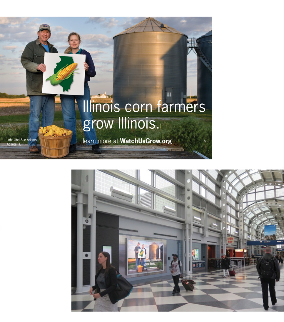 Illinois Corn Marketing Board: Integrated Communication Campaign