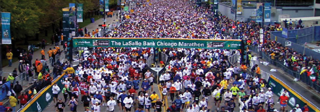 Chicago Marathon: Sponsorship Event Branding and Management